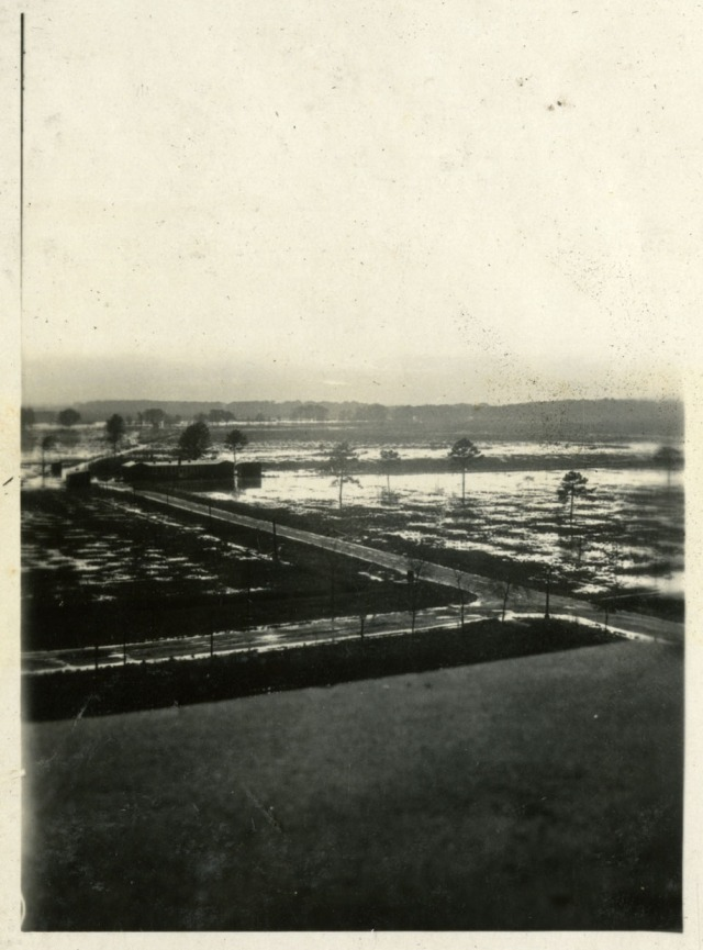 RI scrapbook campus flood March 1922 3