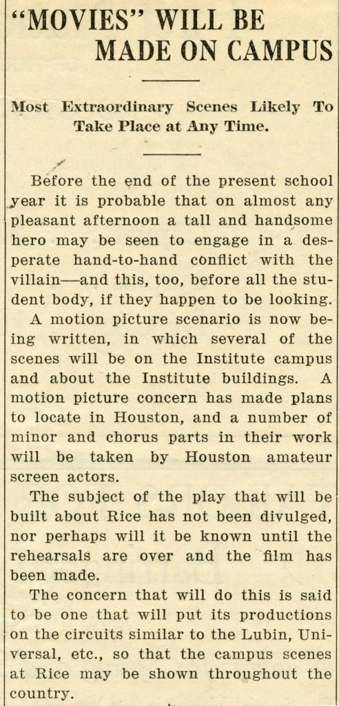 Movies April 13, 1916