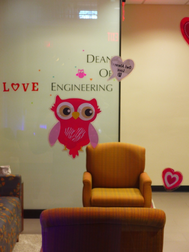 Valentine's Day decorations 2015