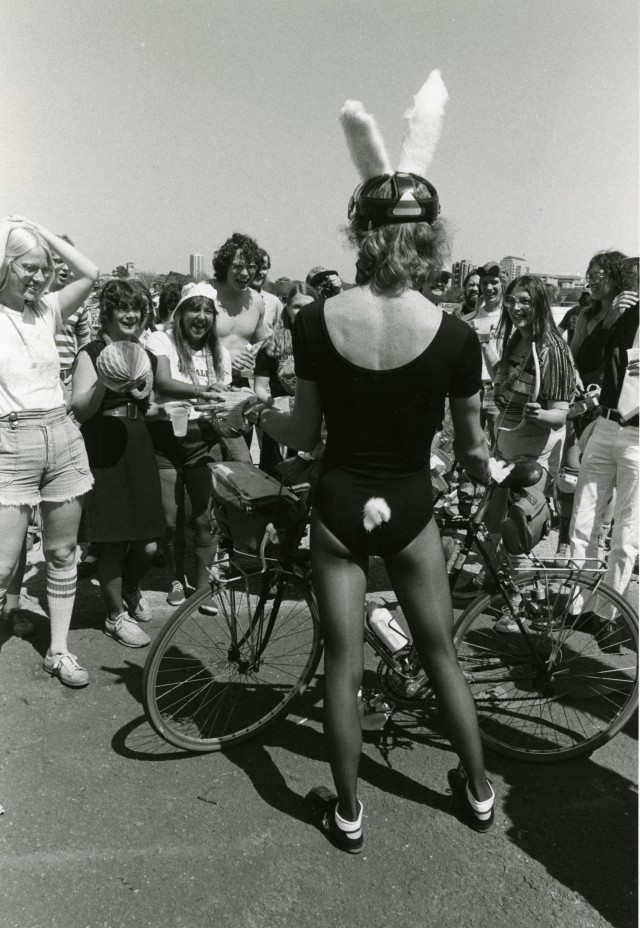 New beer bike bunny 1984