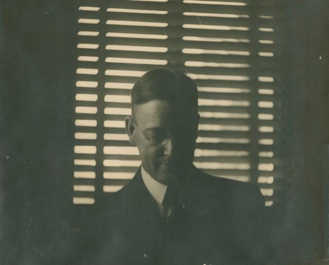 Harry Weiser portrait mid1930s
