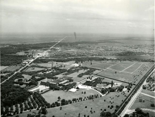 Aerial 1946