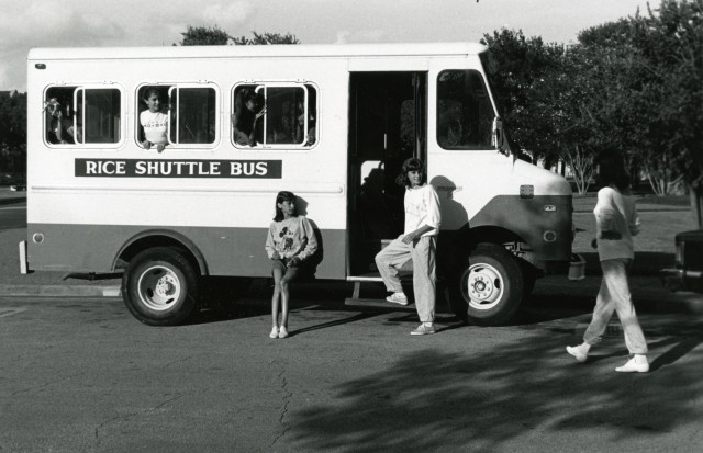 New Shuttle summer school ballet c1985