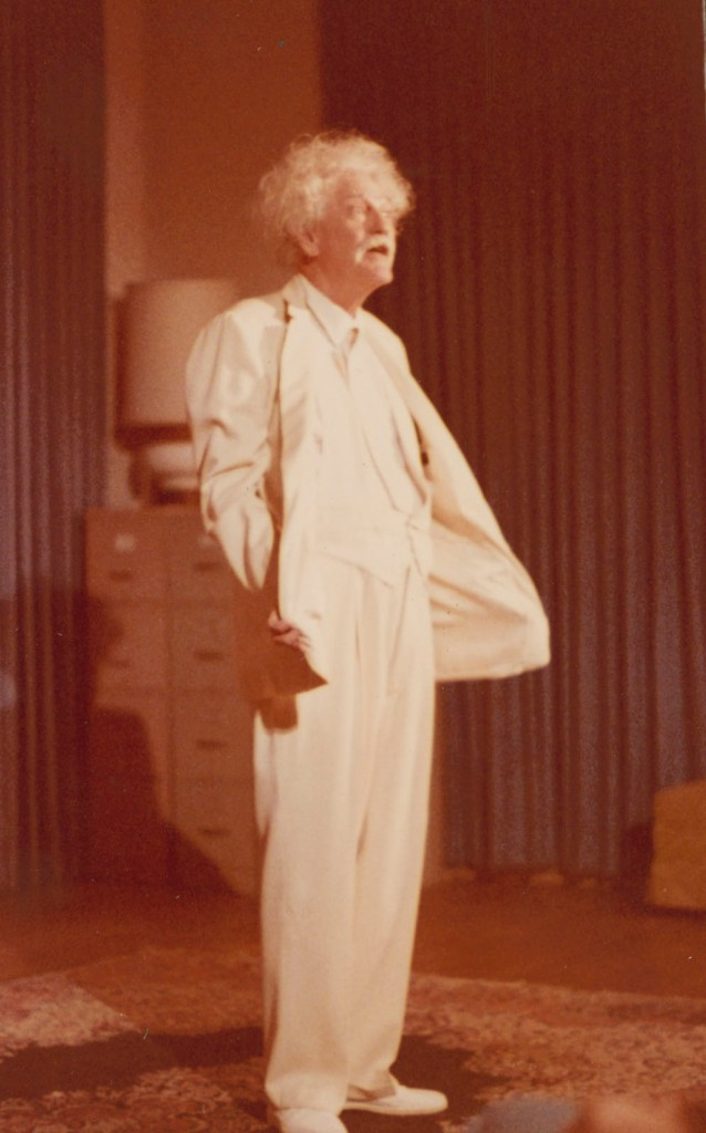 JD Thomas as Twain Baker late70s 2