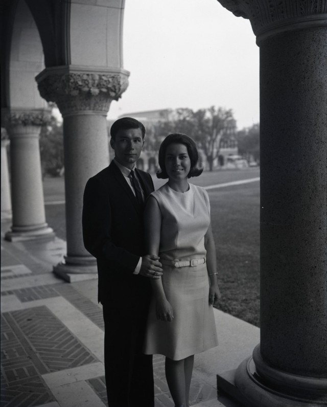 Unknown couple March 20 1967