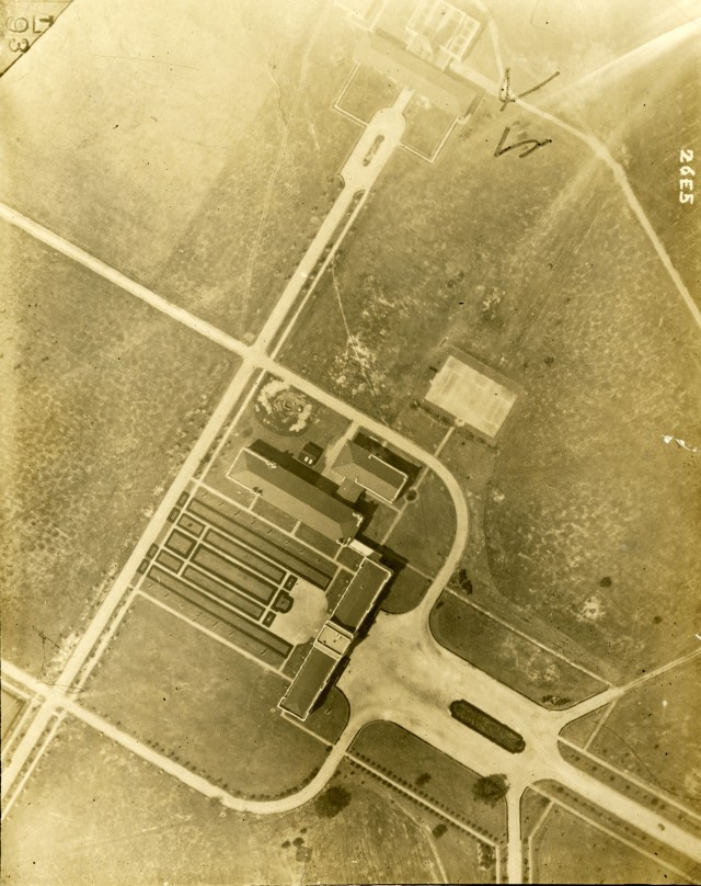 New aerial 1919