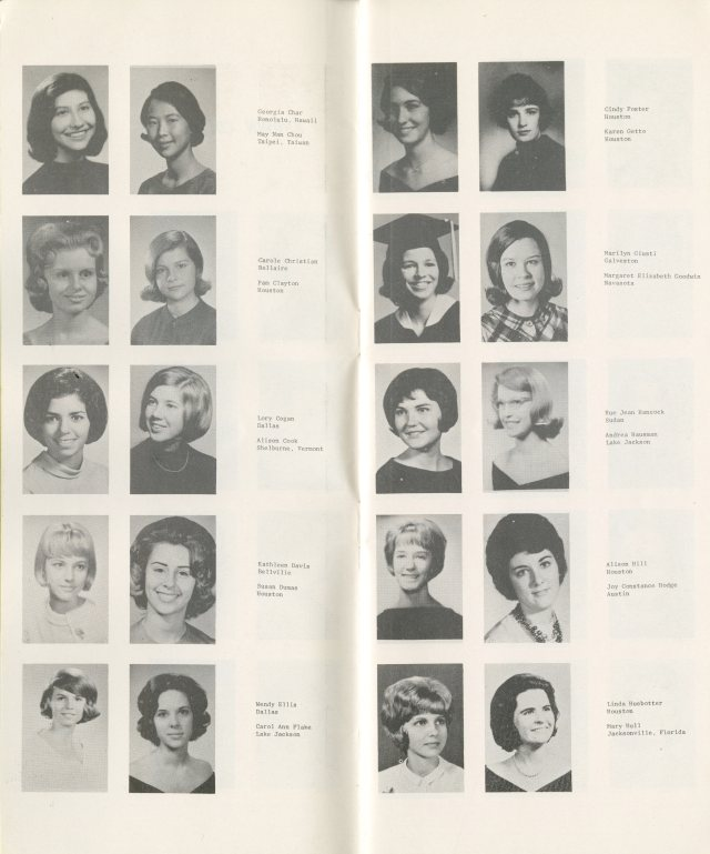 New Newcomers 1965 girls053