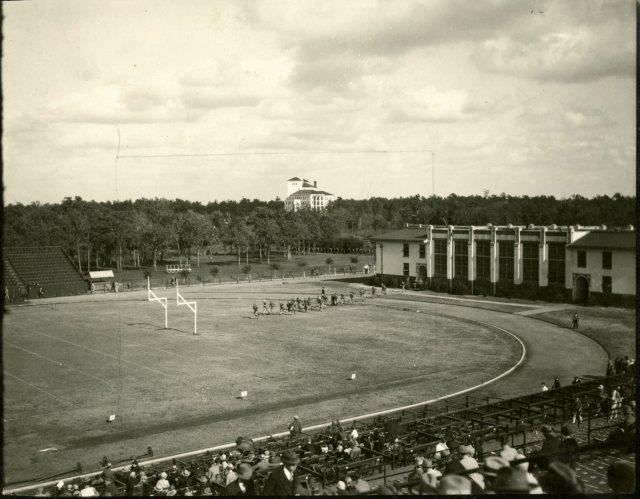 Old stadium north stands 1926 046