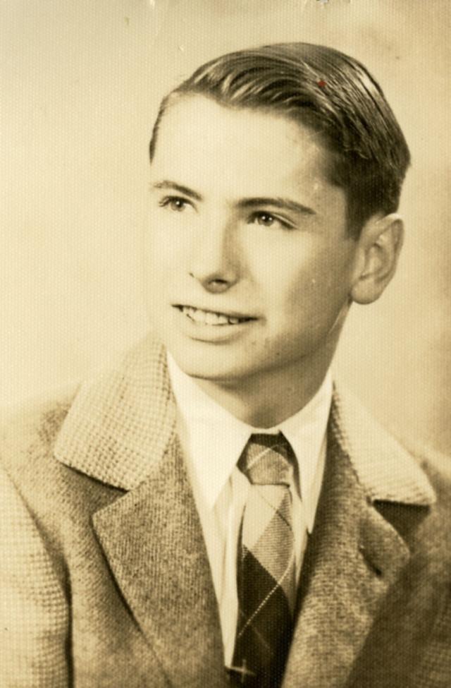Gill Whitaker Freshman 1949