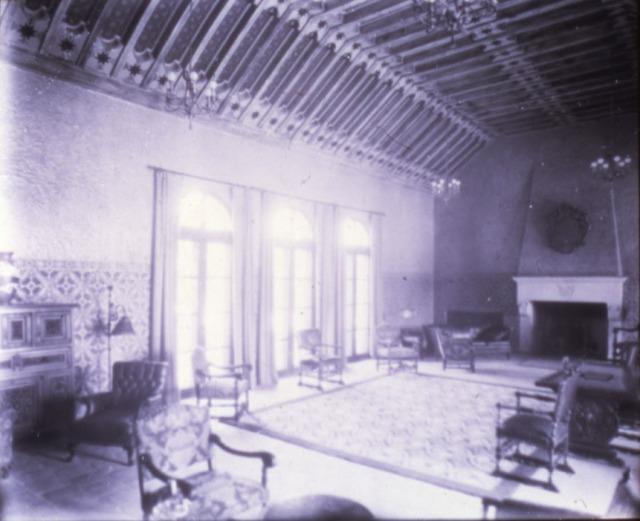 New Morehead slide Cohen House 1926