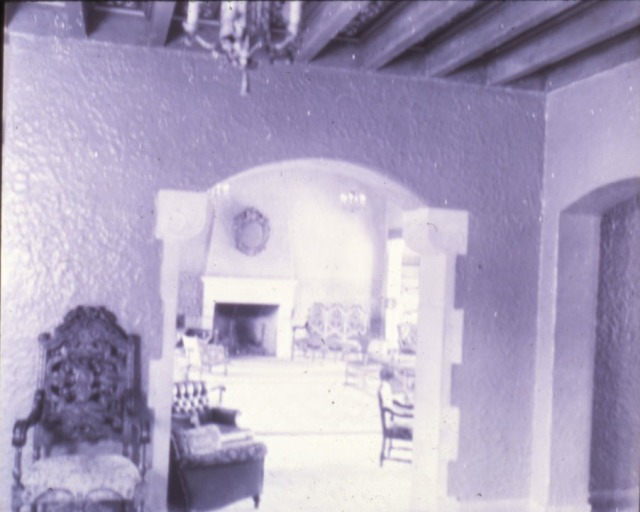 New Morehead slide Cohen House c1926
