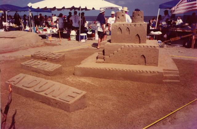 New FandE sandcastle nd