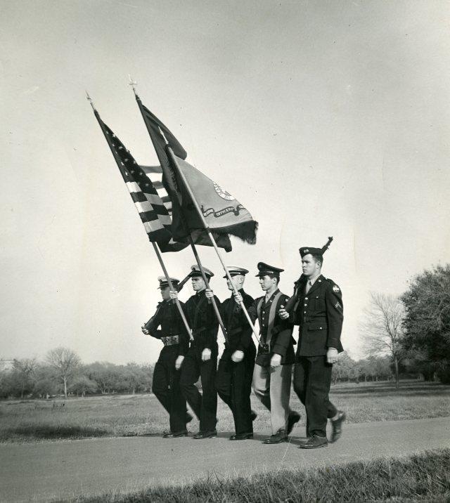 ROTC mid1950s 049
