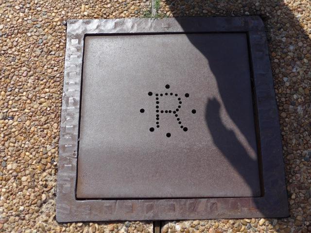 Geodesic survey marker