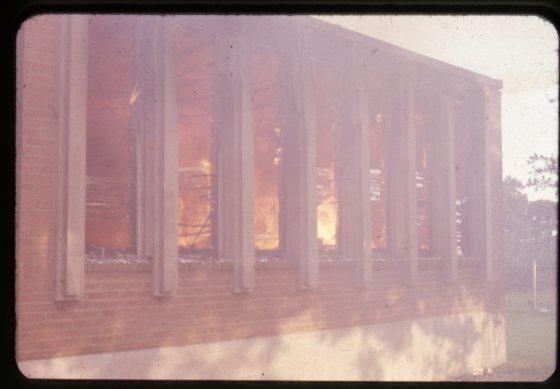 Hanszen fire June 1975 046