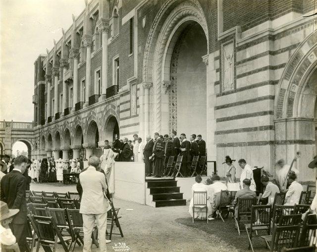 Baccalaureate 1918 what job 047