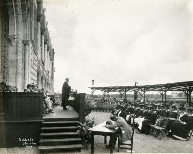 Baccalaureate 1919 what job 049