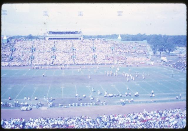 New Old stadium c late40s