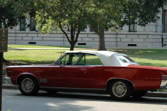 James Langs car