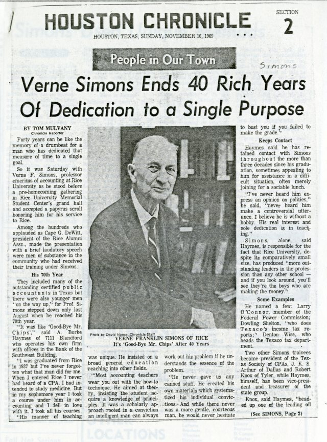 Verne Simons chronicle article 046