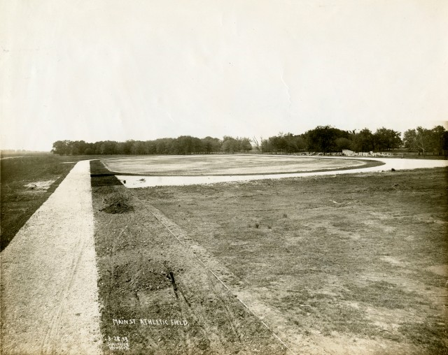 Athletic Field 1913