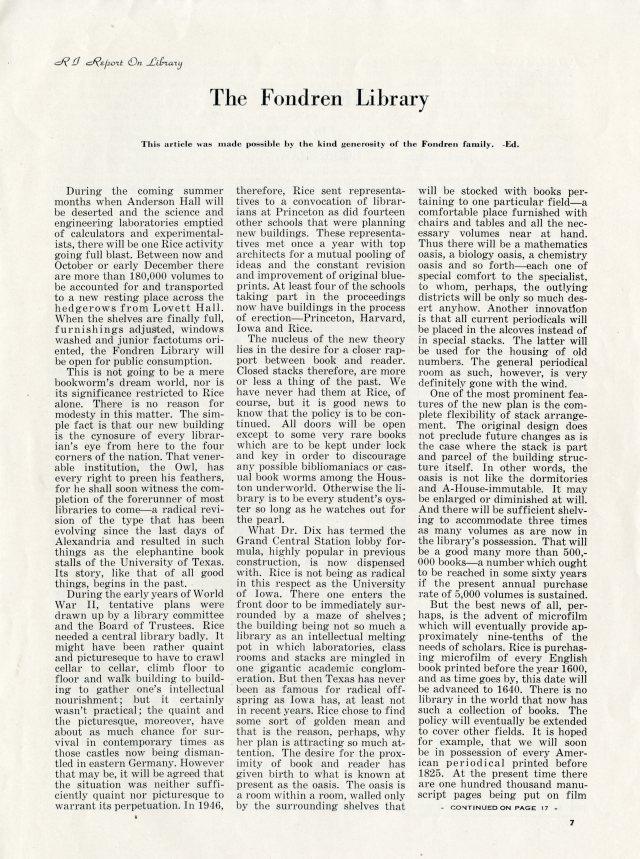 RI magazine fondren library June 1948 1 055