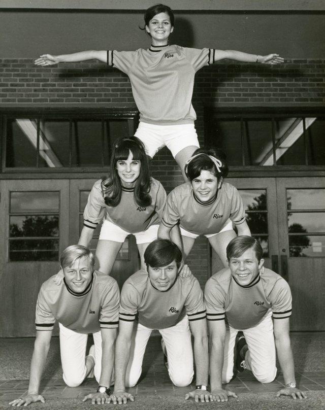Cheerleaders 1969 UA155 170 6 048