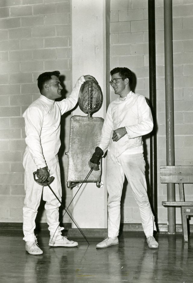 Fencing 1956 Charles Reed 047