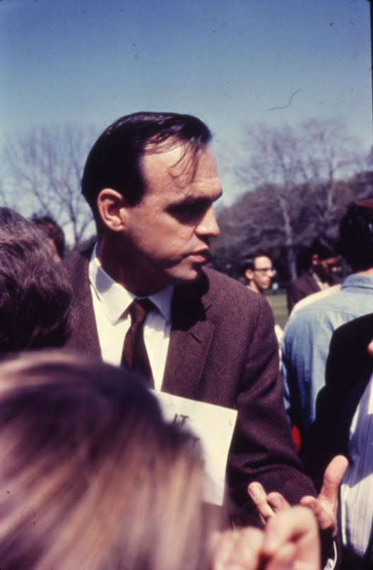 Ira Gruber Masterson protest slide collection