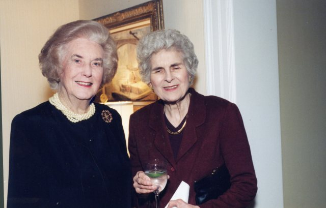 Katherine Brown Ray Strange February 200 dinner at Pres House for Dean of architecture Endowment 005