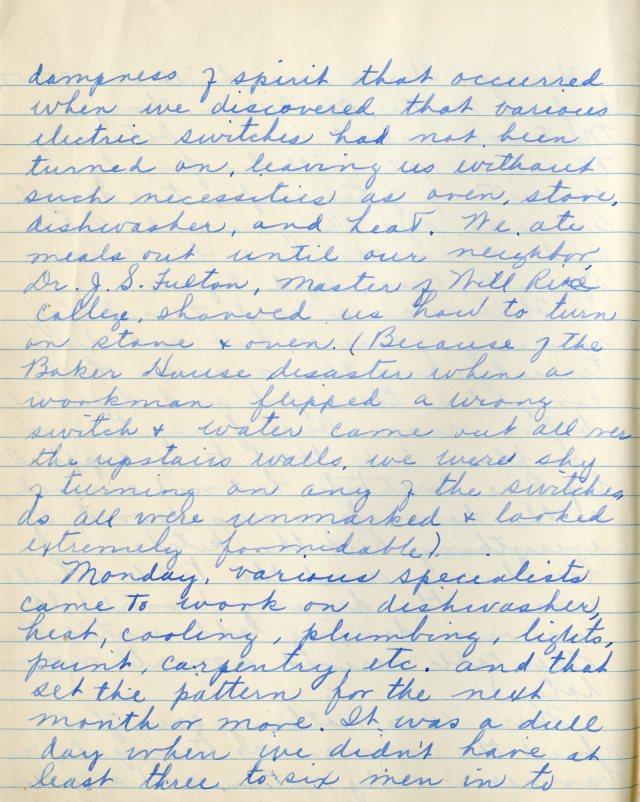 Masterson Hanszen move in March 1957 2 046