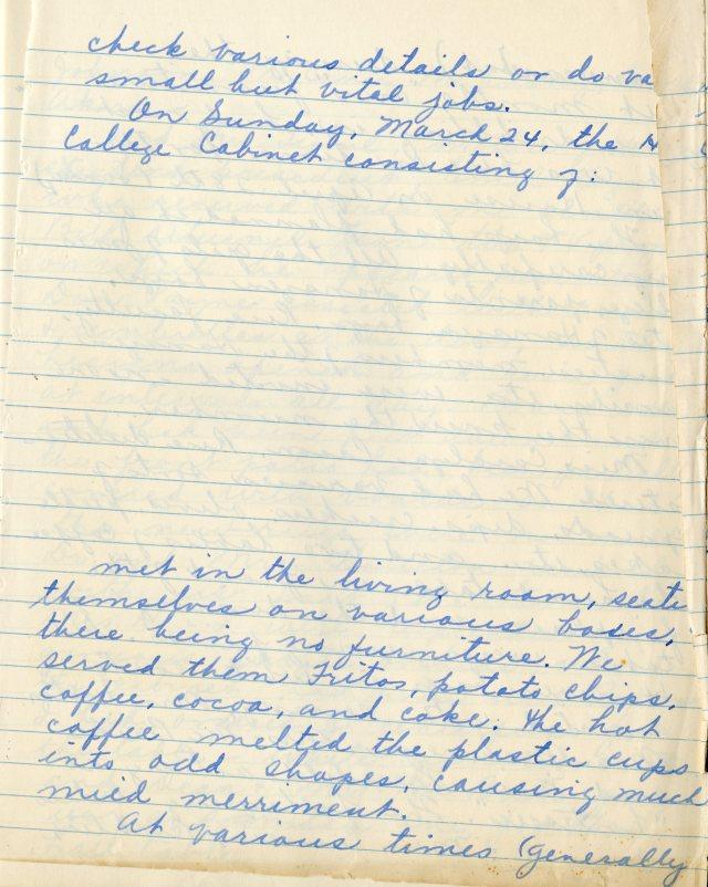 Masterson Hanszen move in March 1957 3 047