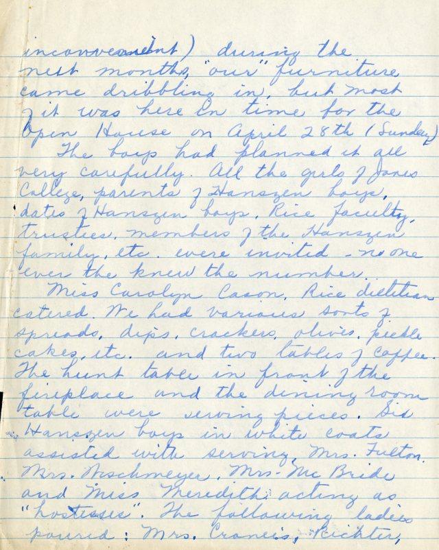 Masterson Hanszen move in March 1957 4 048
