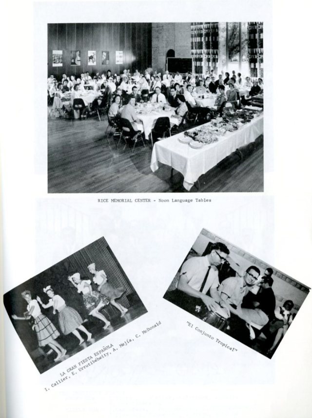 Summer Spanish Institute 1964 4 054