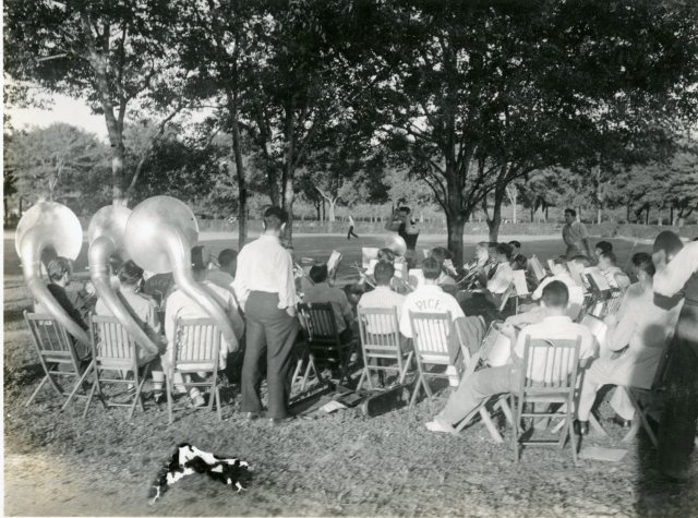 band-practice-outside-1938-39-128