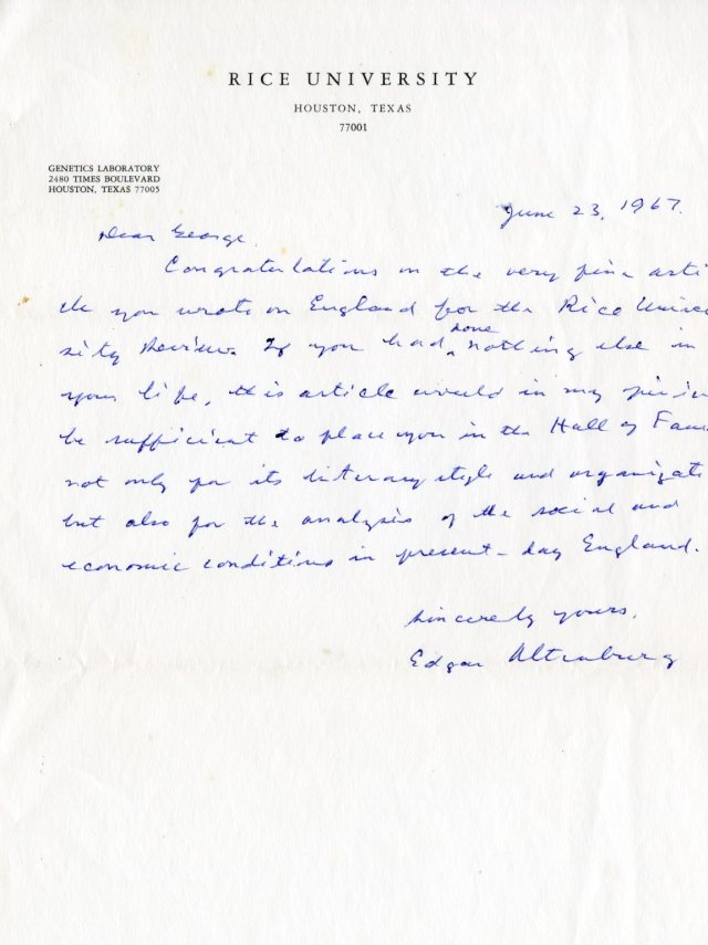 altenburg-letter-1967-genetic-lab-george-williams-papers-4-37-049